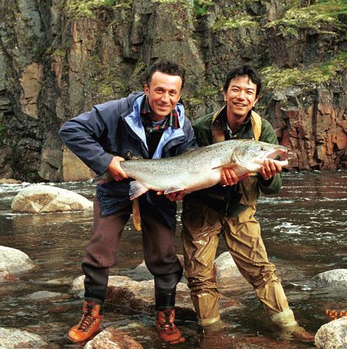 фото рыбалка в мурманской области